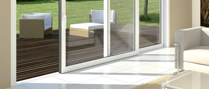 installation porte fenêtre, baie vitrée, veranda